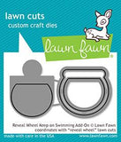 Lawn Fawn - Reveal Wheel Keep On Swimming Add-On
