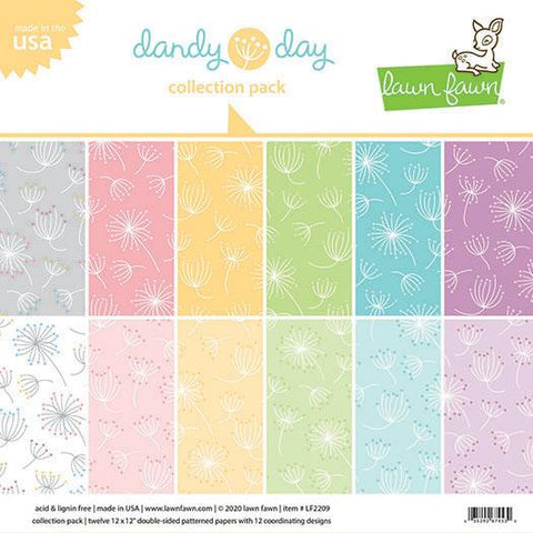 Lawn Fawn - Dandy Day Collection Pack