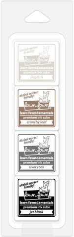 Lawn Fawn - Pottery Studio Ink Cube Pack