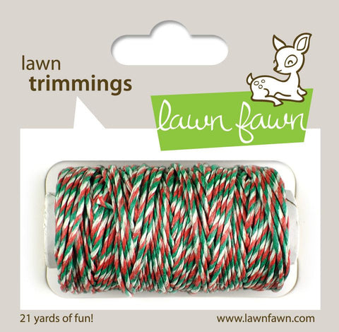 Lawn Fawn - Mistletoe Single Cord