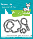 Lawn Fawn - Year Four Lawn-Cuts