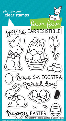 Lawn Fawn - Eggstra Special Easter