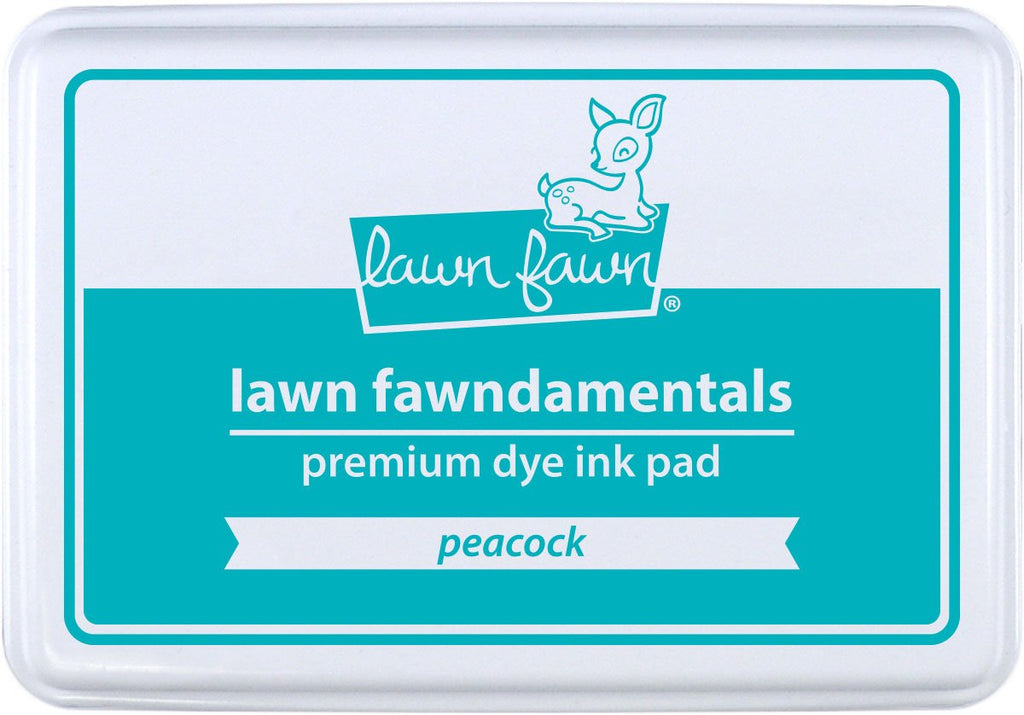 Lawn Fawn - Peacock Ink Pad