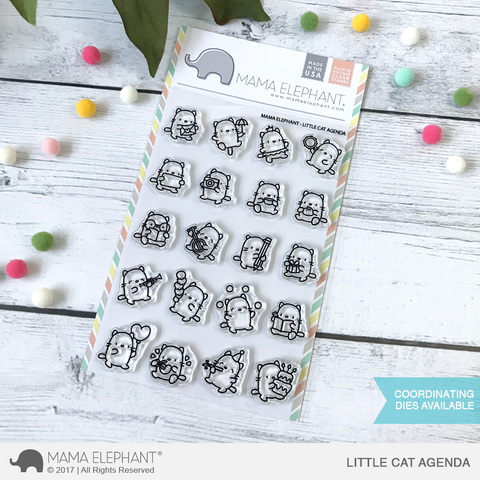 Mama Elephant - Little Cat Agenda