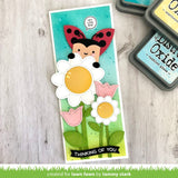Lawn Fawn - Stitched Flower Frame