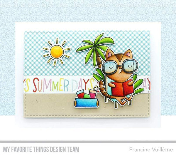 My Favorite Things - Sunny Vibes Clear Stamps