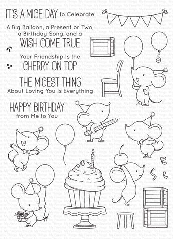 My Favorite Things - Bb Mice Day To Celebrate