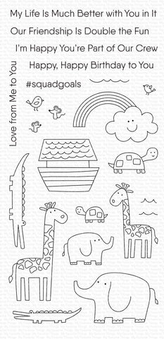 My Favorite Things - Double the Fun Clear Stamps