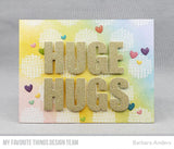 My Favorite Things - Huge Hugs Die-namics