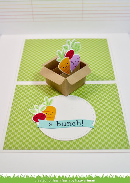 Lawn Fawn - mini pop-up box