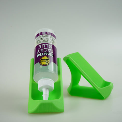 MakeItbyMarko - Beach Lounge Glue Holder - Green