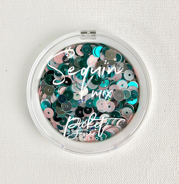 Picket Fence Studio's - Frozen Nutcracker Sequin Mix