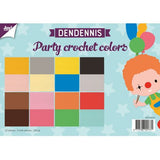 Dendennis - Party! Paper Pack Crochet Colors