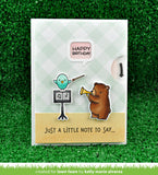 Lawn Fawn - reveal wheel speech bubble add-on