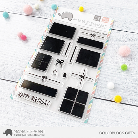 Mama Elephant - Colorblock Gifts