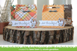 Lawn Fawn - Scalloped Treat Box Die