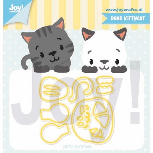 Jocelijne Design - Dear Kittycat