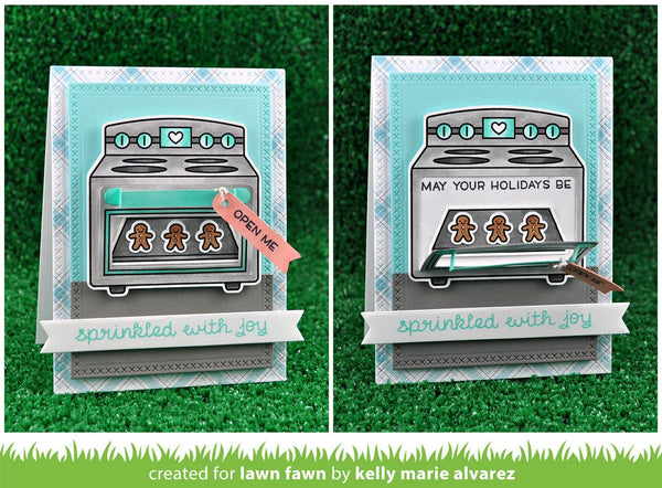 Lawn Fawn - Sprinkled With Joy Add-On