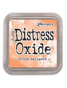 Tim Holtz - Distress® Oxide® Ink Pad Dried Marigold