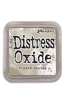 Tim Holtz Distress® Oxide® Ink Pad Frayed Burlap