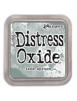 Tim Holtz Distress® Oxide® Ink Pad Iced Spruce