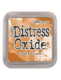 NIEUW! Tim Holtz Distress® Oxide® Ink Pad Rusty Hinge