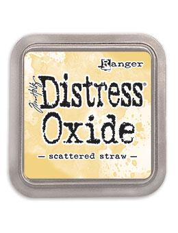 NIEUW! Tim Holtz Distress® Oxide® Ink Pad Scattered Straw
