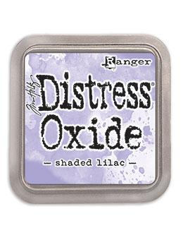 Tim Holtz - Distress® Oxide® Ink Pad Shaded Lilac