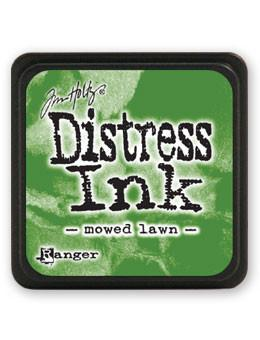 Tim Holtz - Mini Distress® Ink Pad Mowed Lawn