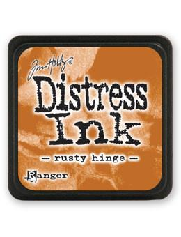 Tim Holtz - Mini Distress® Ink Pad Rusty Hinge