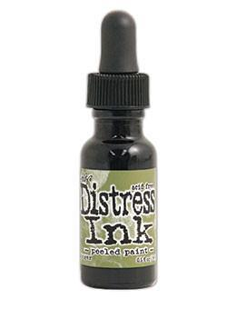 Tim Holtz Distress® Ink Pad Re-Inker Peeled Paint, 0.5oz Re-Inker Tim Holtz