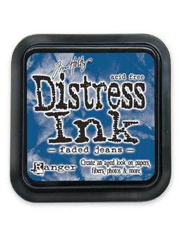 Tim Holtz Distress® Ink Pad Faded Jeans