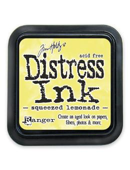 Tim Holtz Distress® Ink Pad Squeezed Lemonade