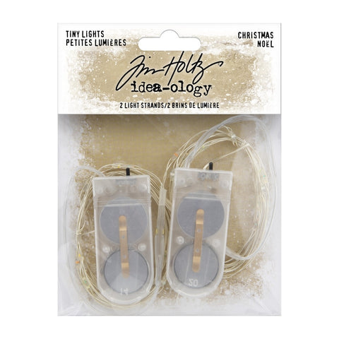 Tim Holtz - Idea-Ology Advantus Tiny Lights Christmas