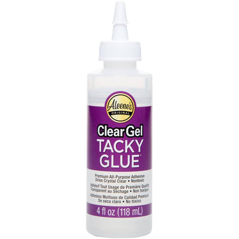 Aleene's - Tacky glue clear gel 118ml