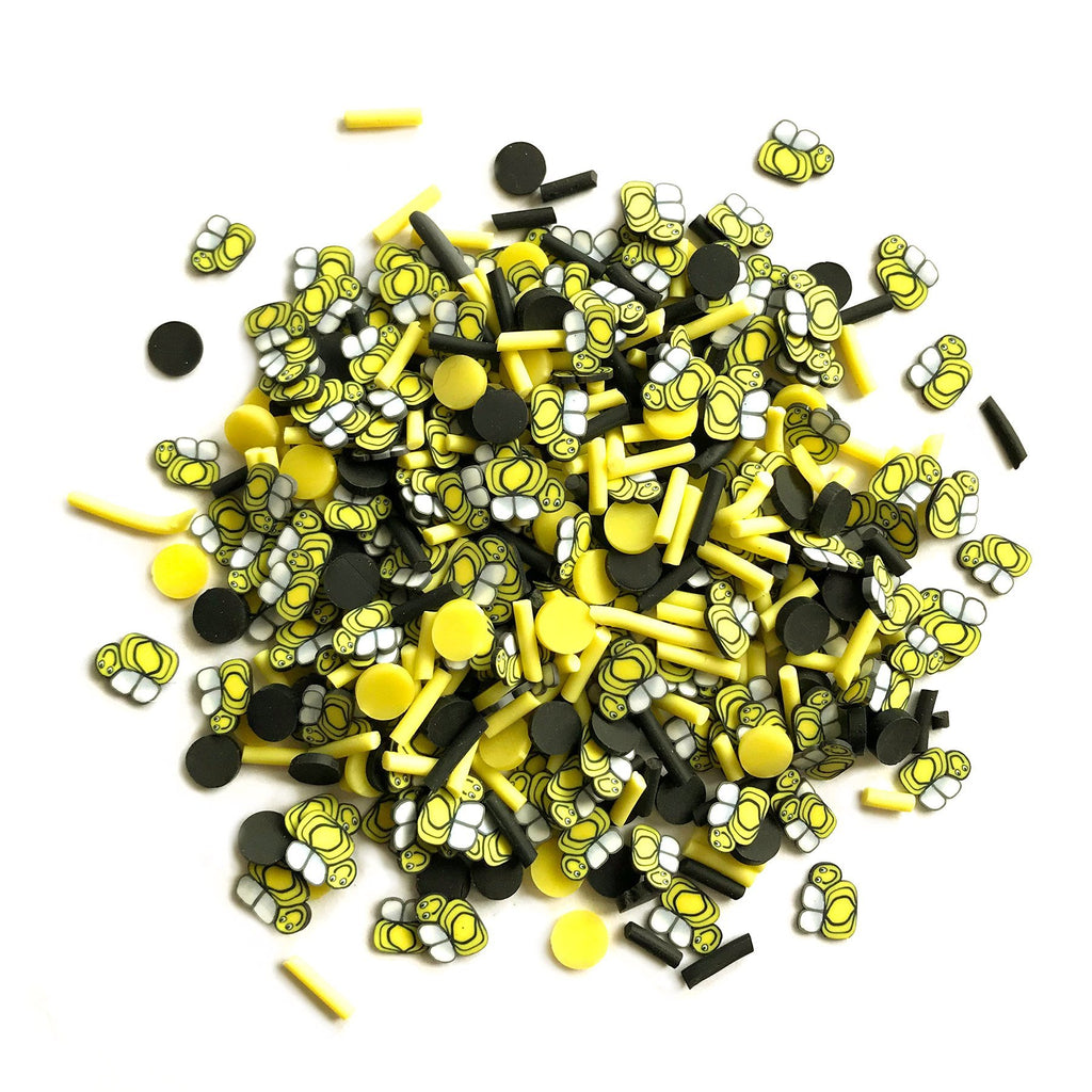 Buttons Galore - Bumble Bees Sprinkletz