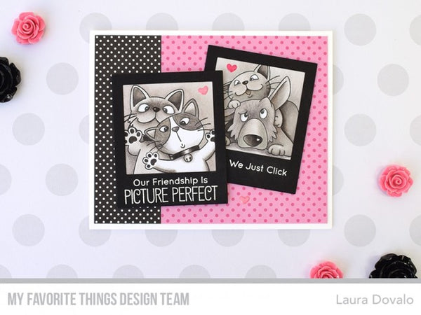 My Favorite Things - Clear Stamps BB Picture Perfect