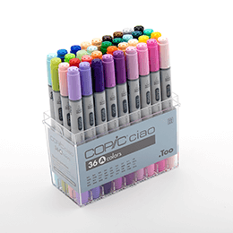 Copic - Ciao set 36 colors set A