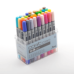 Copic - Ciao set 36 colors set C