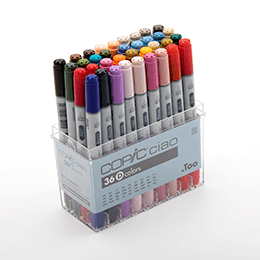 Copic - Ciao set 36 colors set D