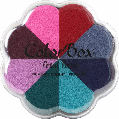 Clearsnap - ColorBox Pigment Petal Point Aurora