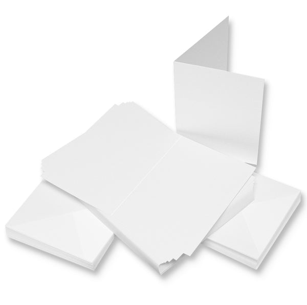 Craft UK Limited - Cards & Envelopes C6 White
