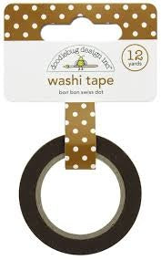 Doodlebug Design - Bon Bon Swiss Dot Washi Tape