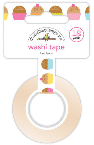 Doodlebug Design - Bon Bons Washi Tape