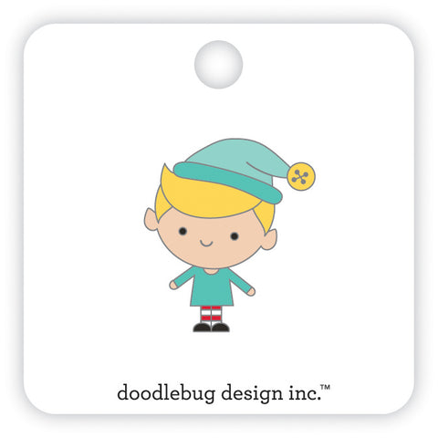 Doodlebug Design - Buddy Collectible Pin