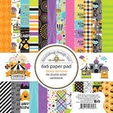 Doodlebug Design - Candy Carnival 6x6 Inch Paper Pad