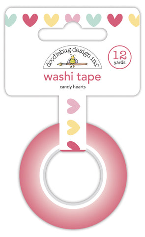 Doodlebug Design - Candy Hearts Washi Tape