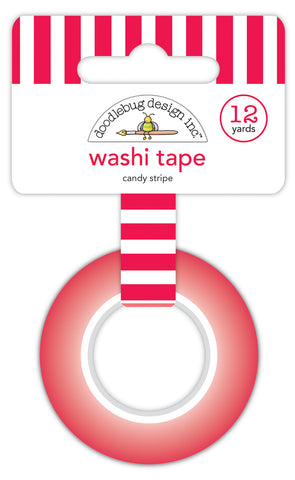 Doodlebug Design - Candy Stripe Washi Tape