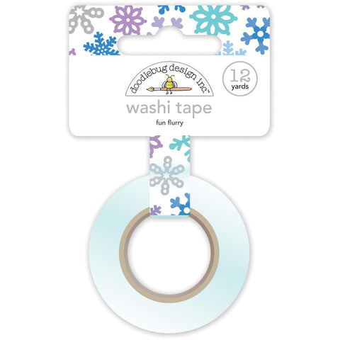 Doodlebug Design - Fun Flurry Washi Tape