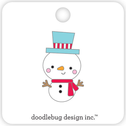 Doodlebug Design - Jack Collectible Pin